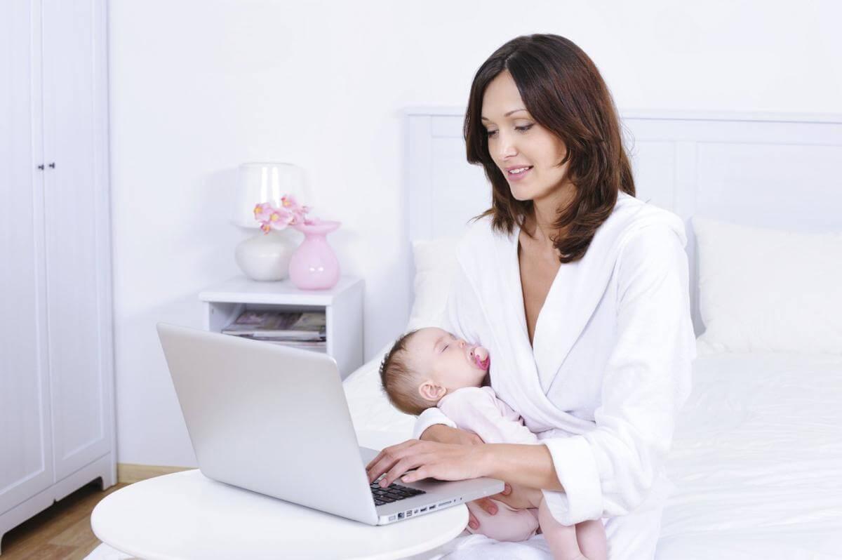 Как правильно оформить декретный отпуск молодой матери