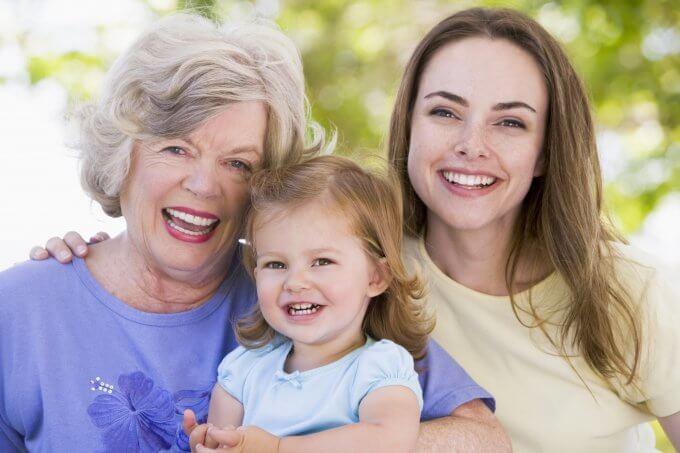 Может ли бабушка пойти в декретный отпуск