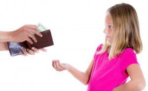 Права ребёнка в получении алиментов
