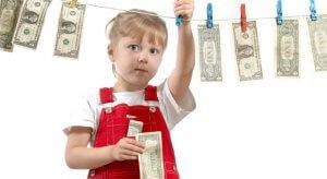 Деньги, с которых алиментные платежи не удерживаются