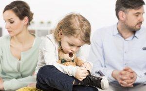 Этапы развода и малолетние члены семьи