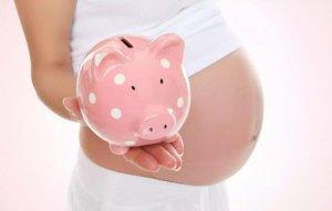 Пособием из-за беременности и родов во втором декретном отпуске