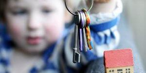 Получение жилья матерью-одиночкой