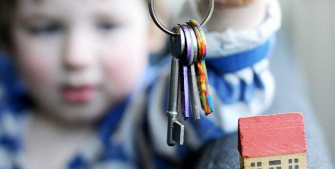 Мать одиночка жилье от государства
