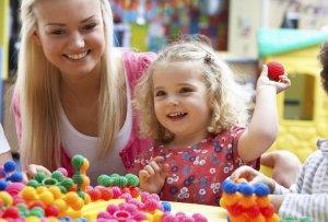 Ребенок вернулся в детский сад после отпуска с родителями