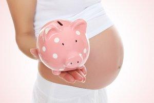 Денежные средства, как форма выплат после родов
