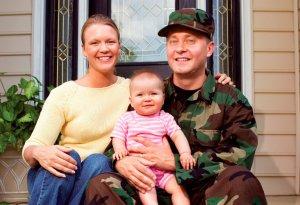 Ежемесячные выплаты за ребенка семье военных
