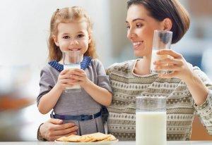 Продукты льготной молочной кухни