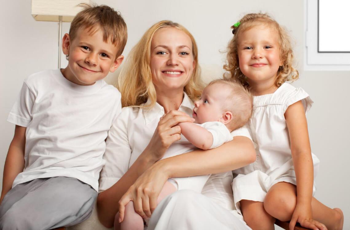 Льготы для многодетных матерей, предусмотренные законодательством РФ