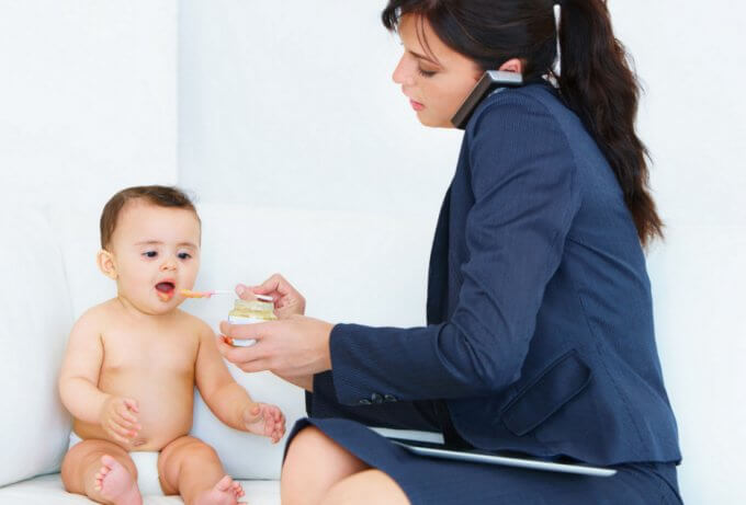 Могут ли уволить мать с ребенком до 3 лет