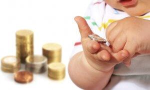 Материальная поддержка для многодетной семьи