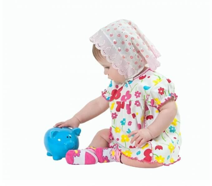 Оформление выплат на питание ребенка до трех лет