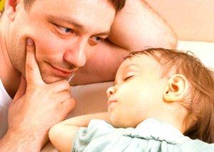 правоотношения между ребенком и отцом