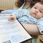 Где регистрировать ребенка и получить свидетельство о рождении?