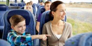 Детский билет на автобус до какого возраста действует?